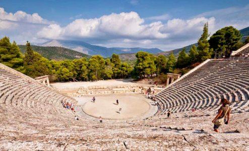 Αρχαίο Θέατρο της Επιδαύρου