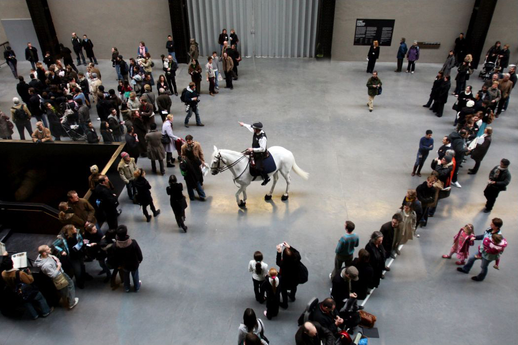 Tatlin's Whisper #5 2008, Tate Modern