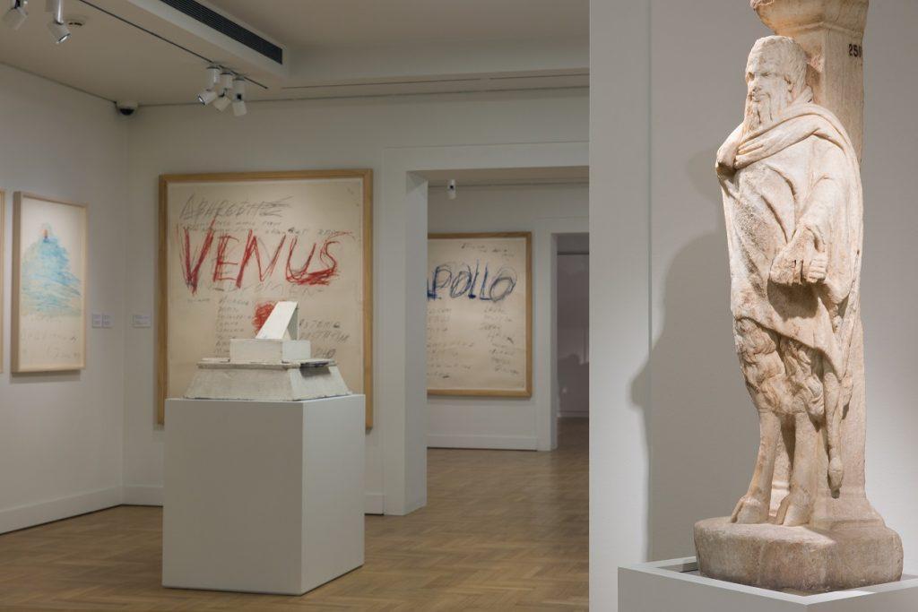 Πάρις Ταβιτιάν ©Μουσείο Κυκλαδικής Τέχνης, 2017