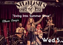 The Speakeasies Swing Band & Athens Boogie