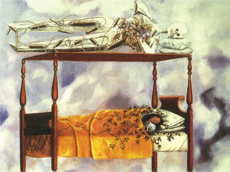 The Dream (The Bed), 1940