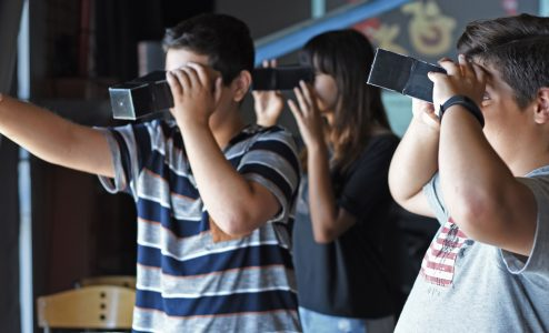 Εκπαιδευτικά Εργαστήρια Φωτογραφίας για έφηβους