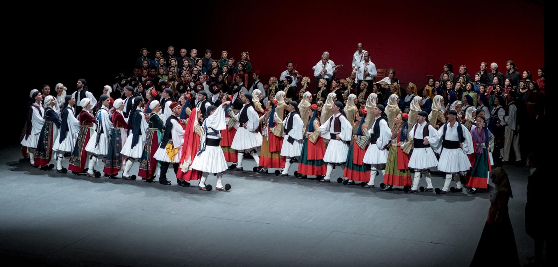 Το Φεστιβάλ Επιδαύρου τιμά τη μουσικοχορευτική παράδοση του Μοριά
