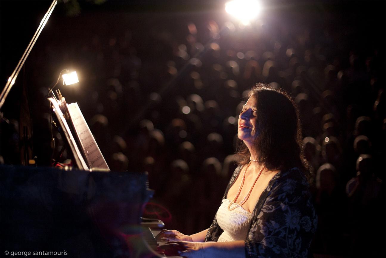 12ο Διεθνές Μουσικό Φεστιβάλ Αίγινας - Ντόρα Μπακοπούλου