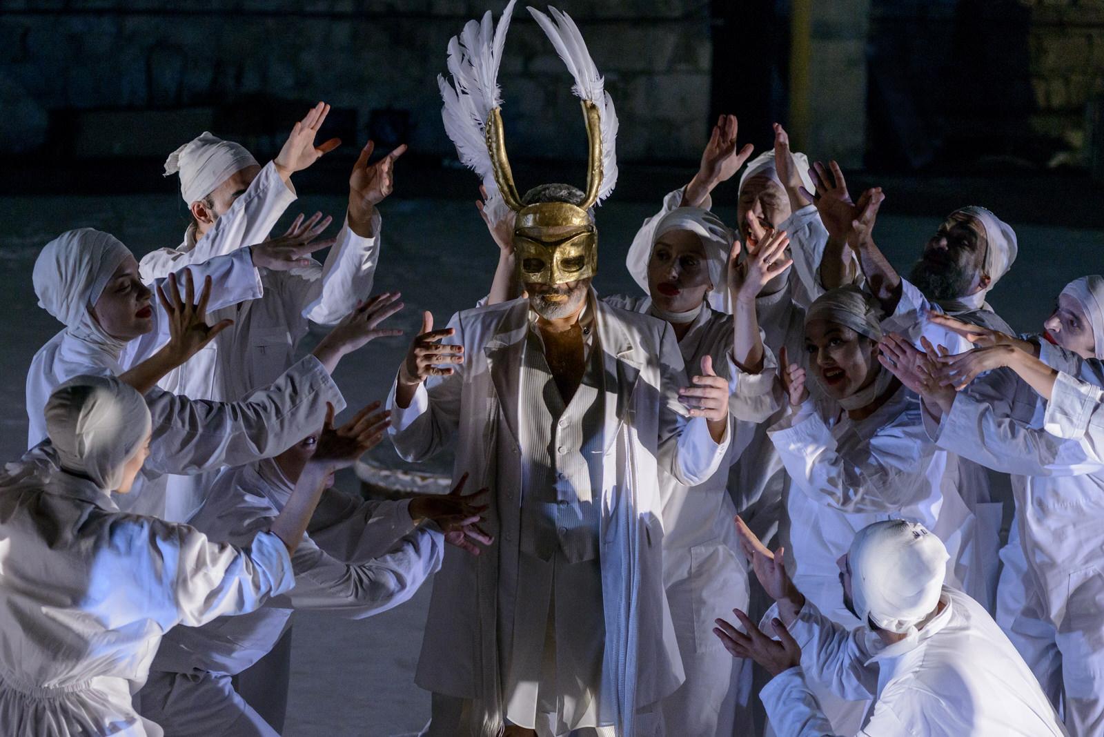 Εθνικό Θέατρο: «Ειρήνη» του Αριστοφάνη