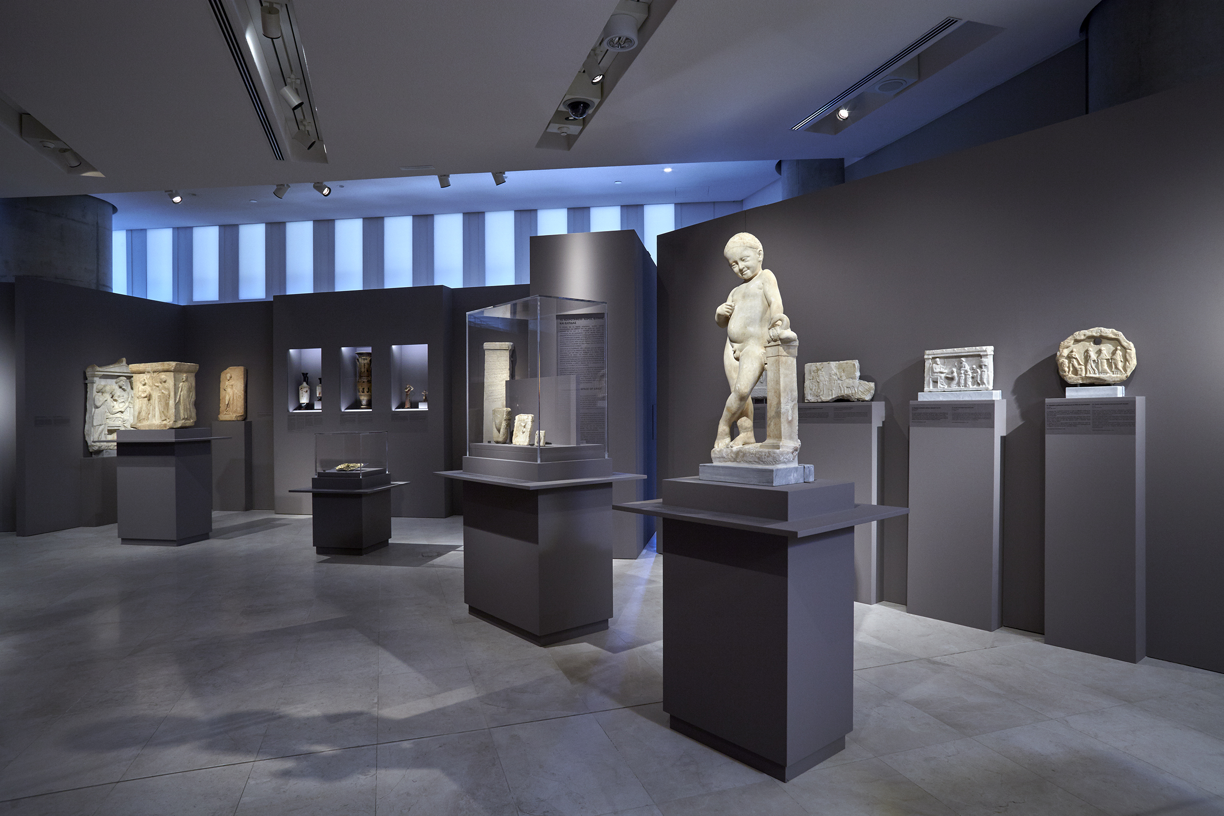 A World of Emotions: Ancient Greece 700 BC - 200 AD - ©Γιώργος Βιτσαρόπουλος