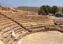 Αρχαίο Θέατρο της Ηφαιστίας
