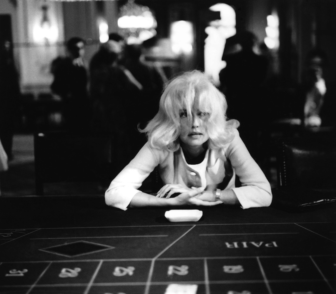 Jeanne Moreau in La Baie des Anges (The Bay of Angels), 1963