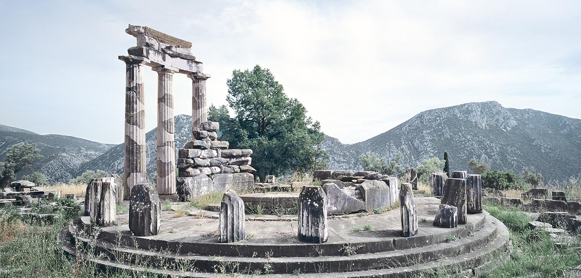 «Περιήγηση στην Τελειότητα» του Paolo Morello - Δελφοί