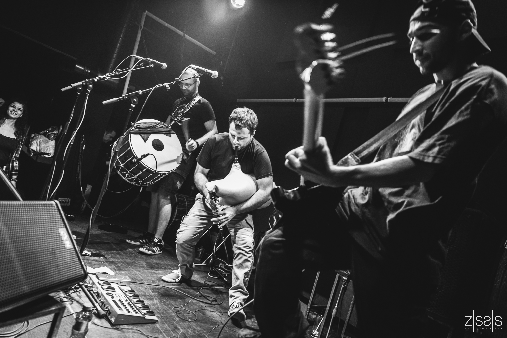 Θραξ Πανκc Ziria Music Festival 2017