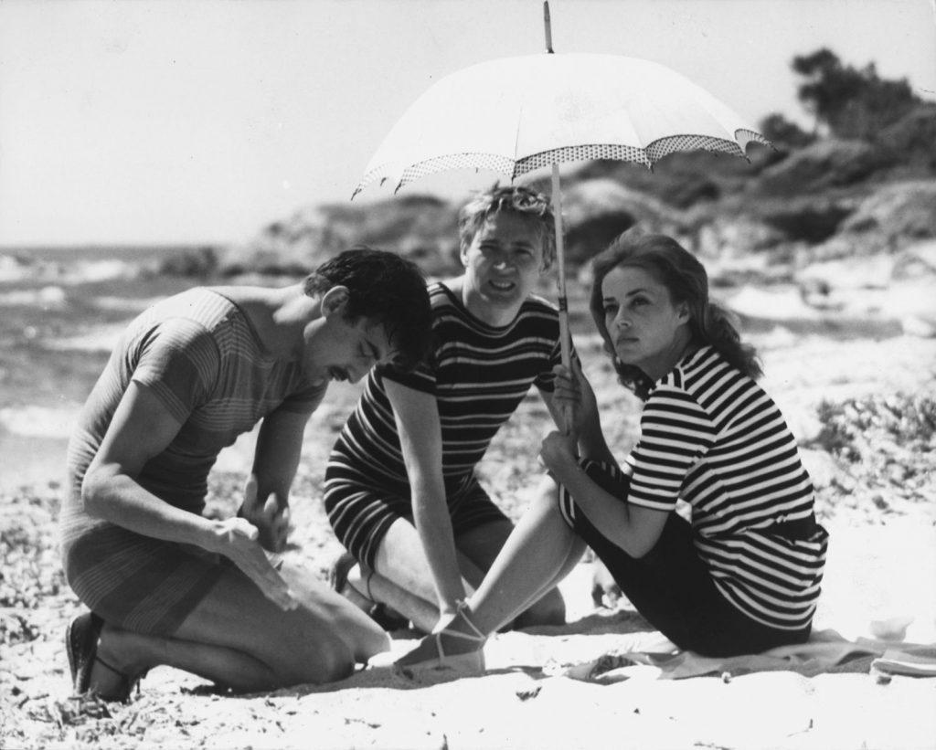 Ζιλ και Τζιμ / Jules et Jim (1962)