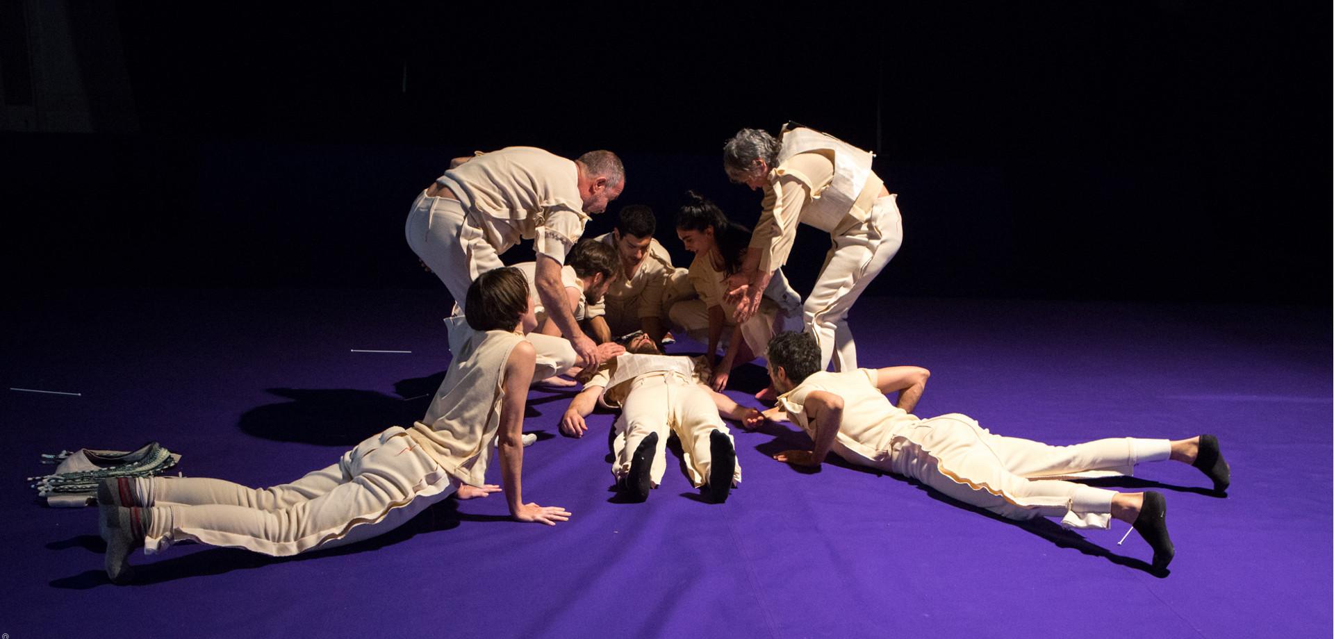 Οι Βάκχες σε σκηνοθεσία Έκτορα Λυγίζου στο Ηρώδειο