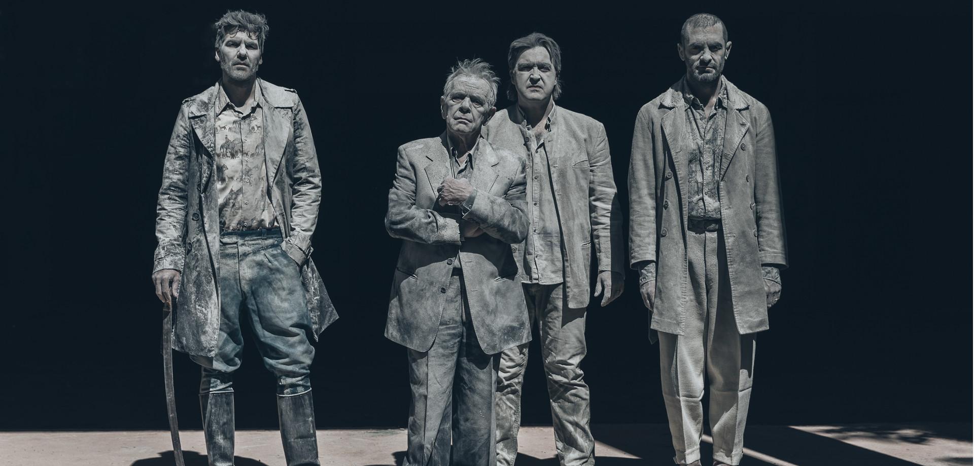 Η «Νεκρή ζώνη» του Χάρολντ Πίντερ στο θέατρο «Θησείον» σε σκηνοθεσία Κώστα  Φιλίππογλου - Θέατρο - Χορός - Κοινωνικό έργο - κωμωδία - elculture.gr