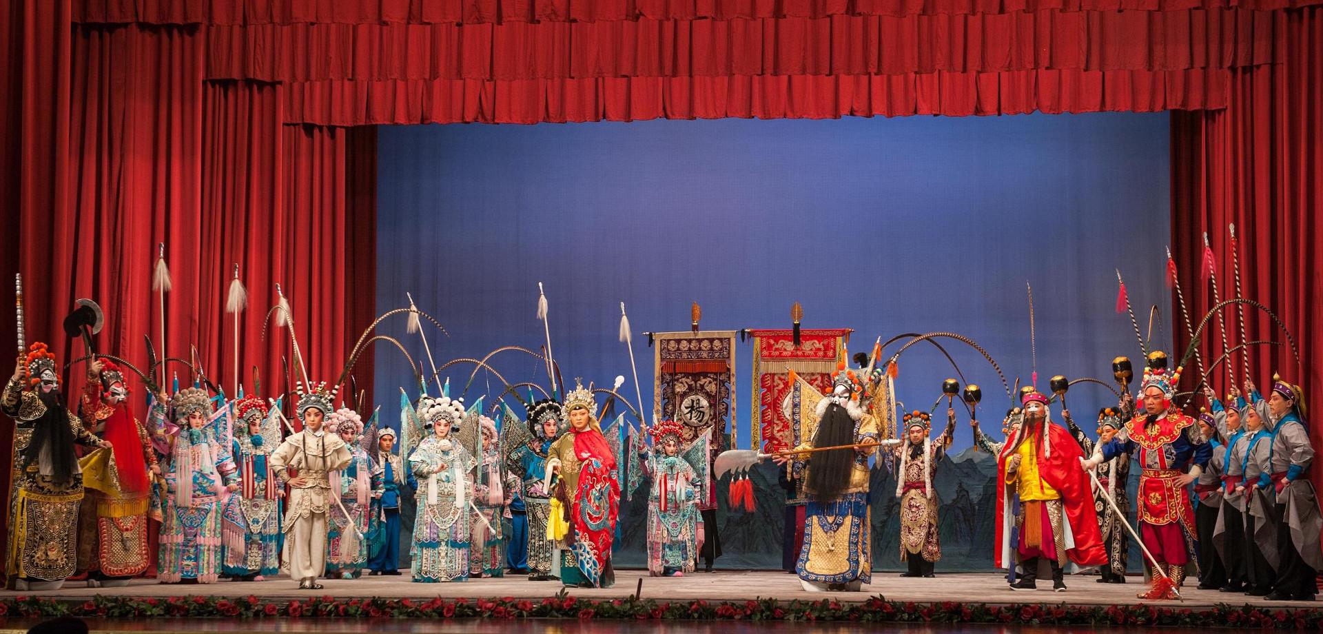 Η Εθνική Όπερα του Πεκίνου για πρώτη φορά στην Ελλάδα