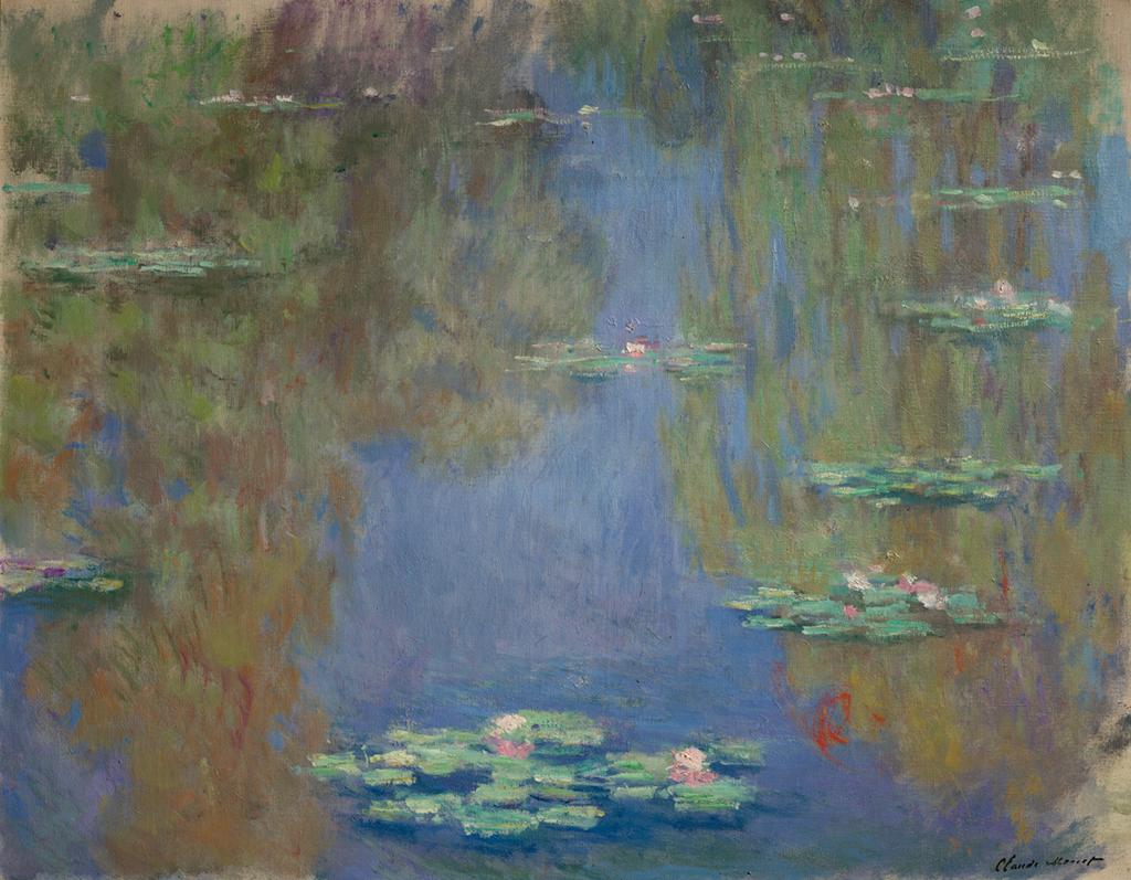 Nymphéas, 1903