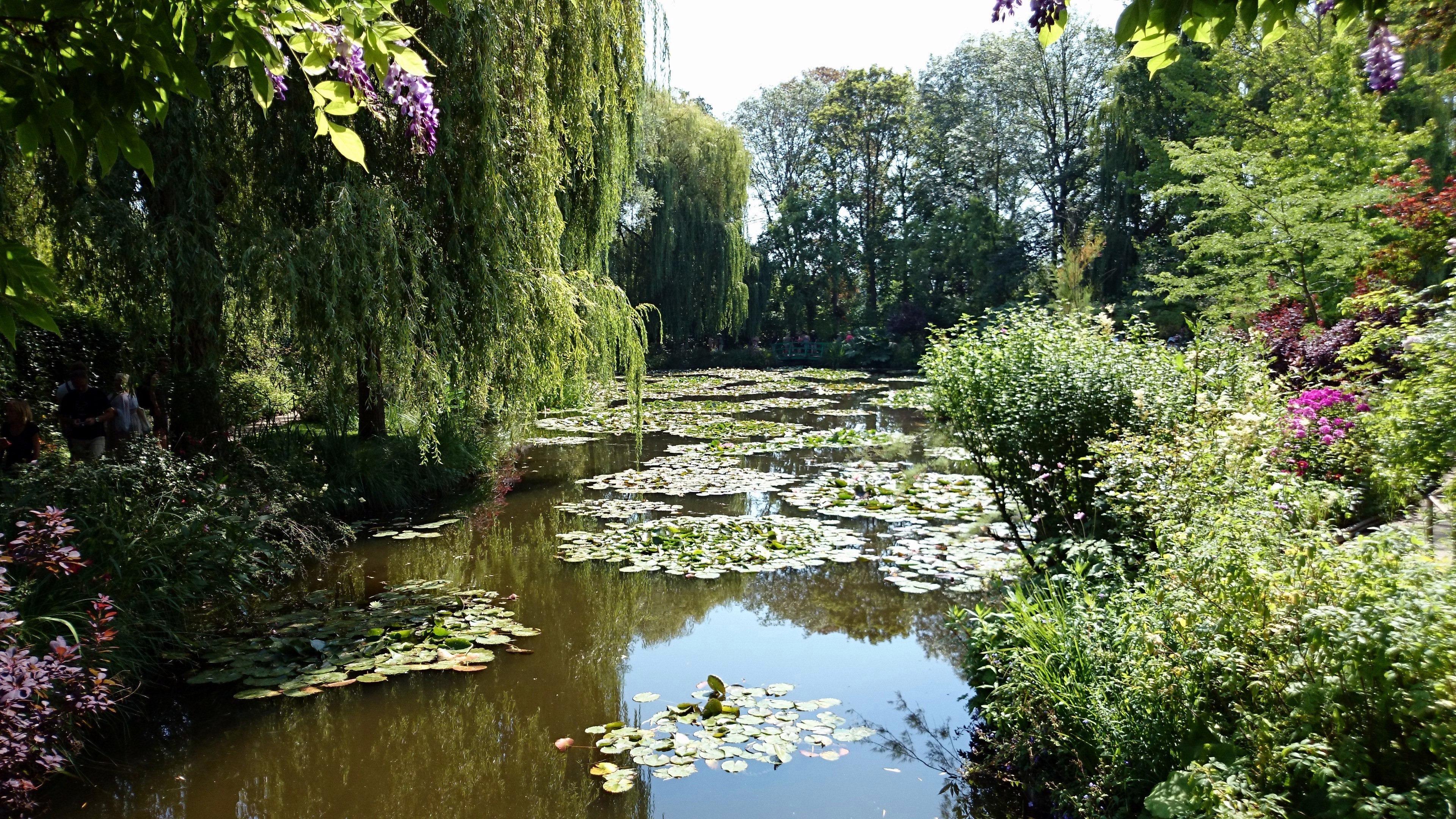 Οι κήποι του Ζιβερνί