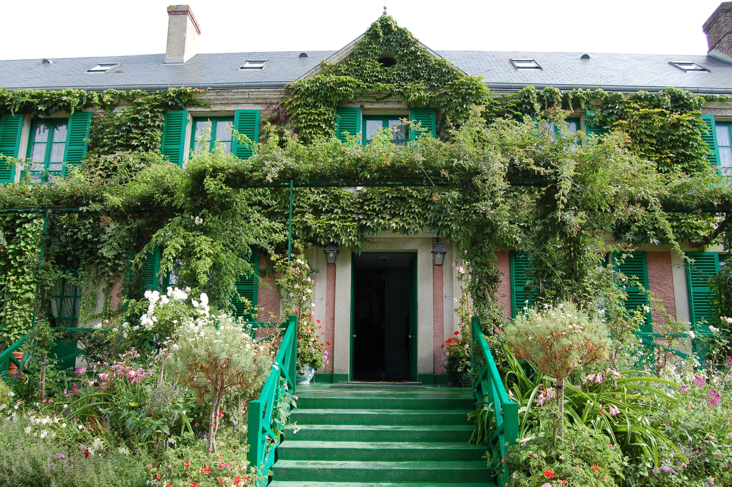 Το σπίτι του Μονέ στο Ζιβερνί