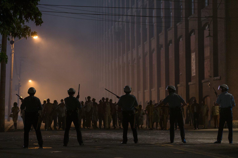 Detroit: Mια Οργισμένη Πόλη