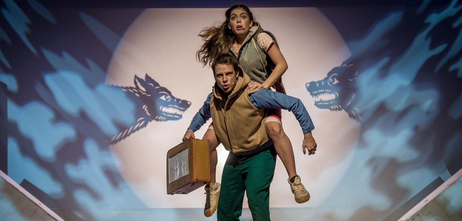 96a8efcc6123 «Το αγόρι με τη βαλίτσα» ταξιδεύει για δεύτερη χρονιά στο Θέατρο Κάππα