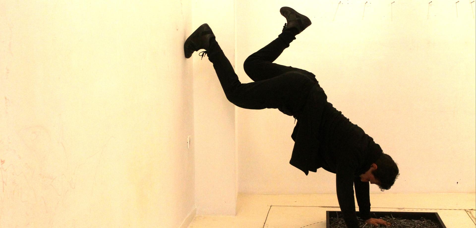 """Η χορογραφική performance """"Aequam"""" του Σπύρου Κουβαρά"""