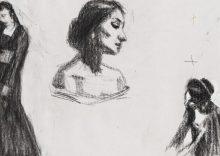 «Θανάσης Μακρής: Μαρία Κάλλας - Σχέδια»