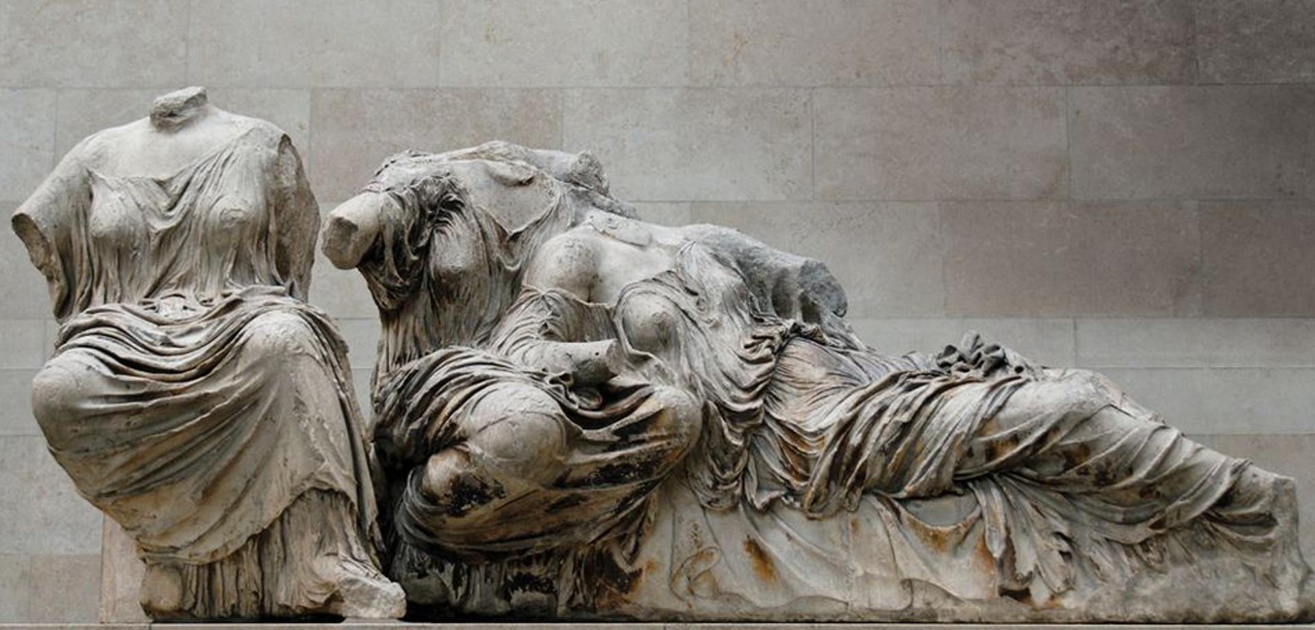 Βρετανικό Μουσείο: Τα έργα του Ροντέν δίπλα στα γλυπτά του Παρθενώνα -  ελcblog - exhibitionism - ελcBlog - elculture.gr