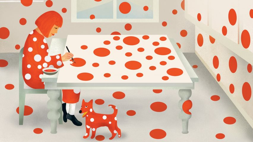 Yayoi Kusama: To Infinity and Beyond!