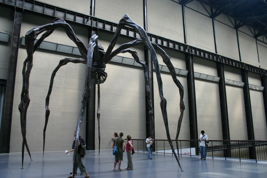 Maman, Louise Bourgeois 1911-2010, Date: 1999 © The Easton Foundation
