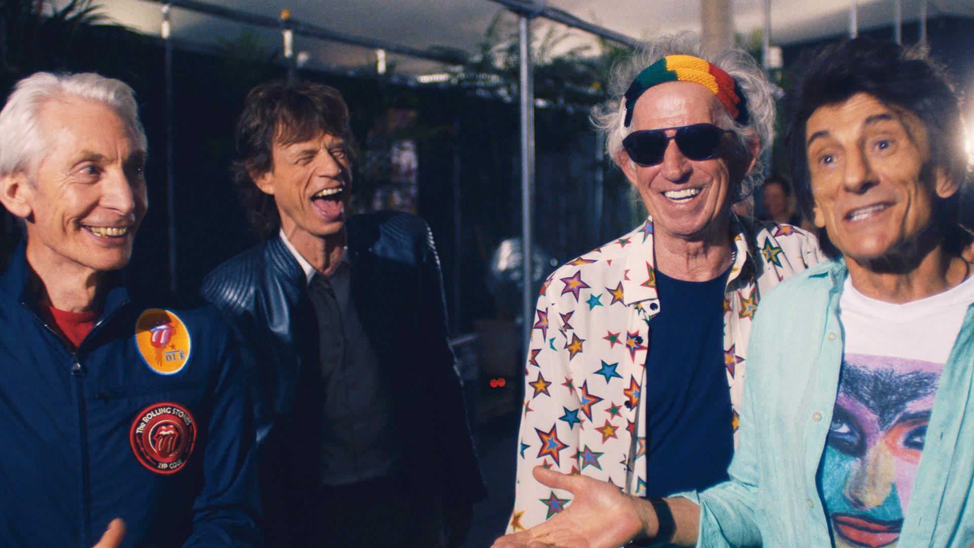 The Rolling Stones Olé, Olé, Olé!- A Trip Across Latin America