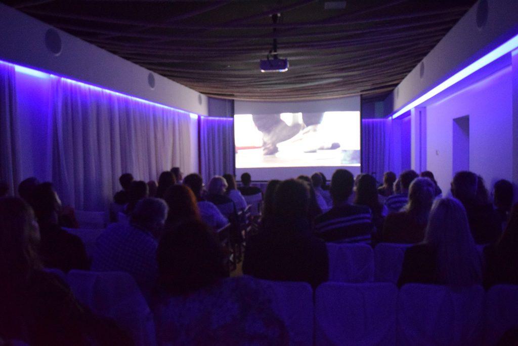 Προβολές ταινιών στο Φεστιβάλ Τουριστικών Ταινιών Αμοργού