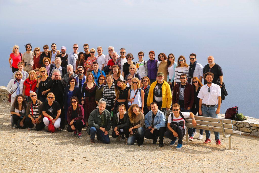 Διοργανωτές και συμμετέχοντες του Υπέρια 2017