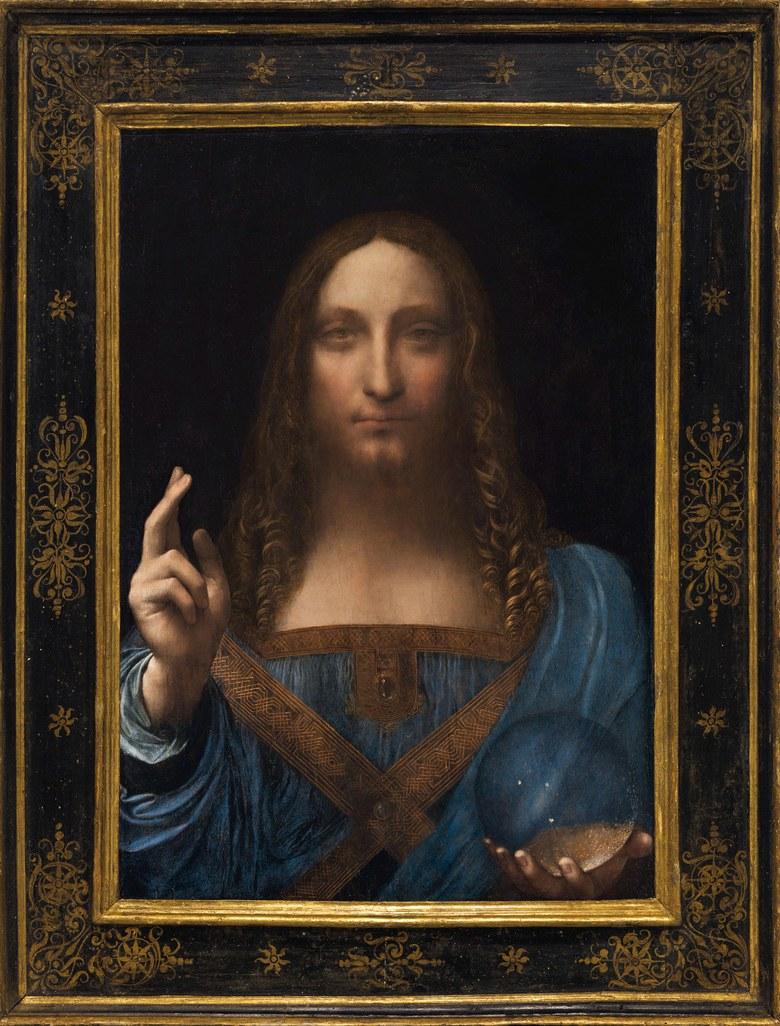 Salvator Mundi (Ο Σωτήρας του Κόσμου) - Ο θρυλικός πίνακας του Λεονάρτο Ντα Βίντσι