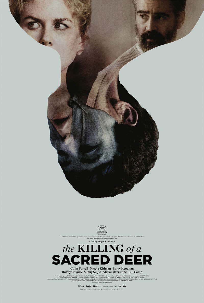 H νέα αφίσα του The Killing of a Sacred Deer