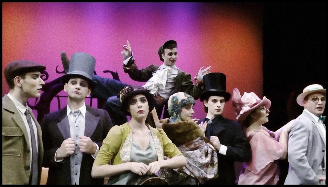 Όνειρο Καλοκαιρινής Νύχτας από τη θεατρική ομάδα για παιδιά Μαγικές Σβούρες