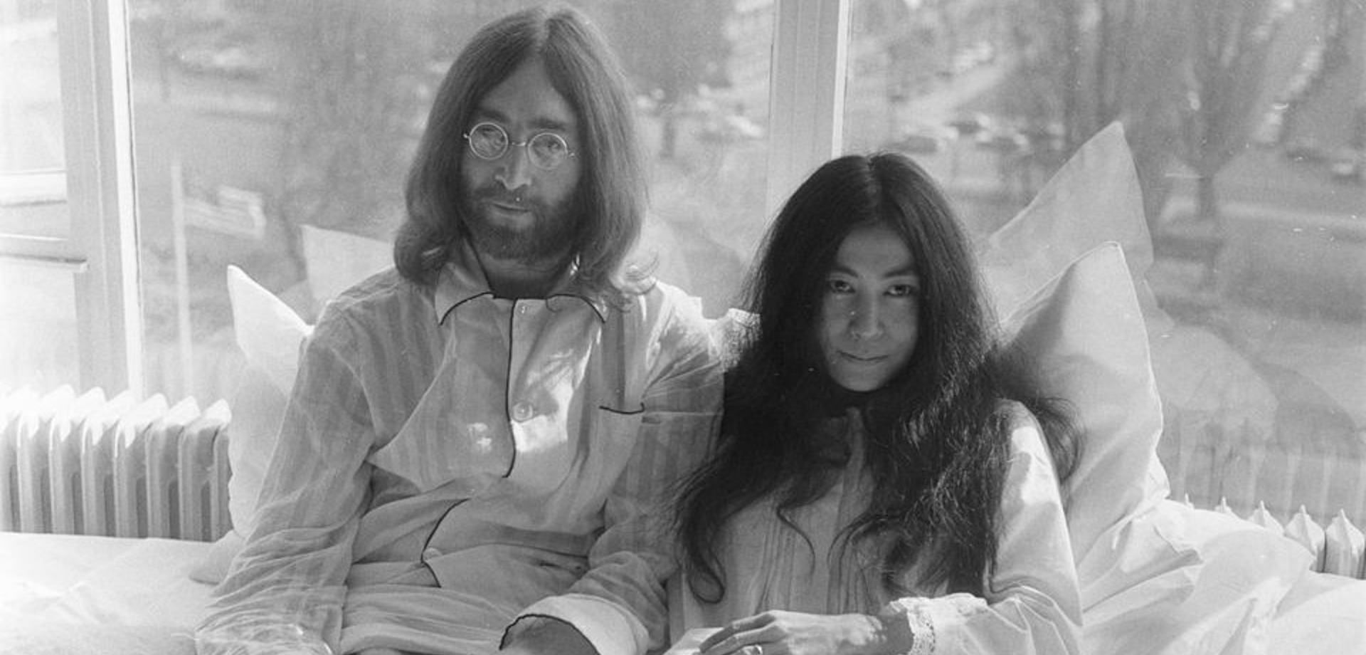 Τζον Λένον & Γιόκο Όνο