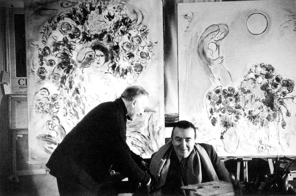 Teriade-Chagall