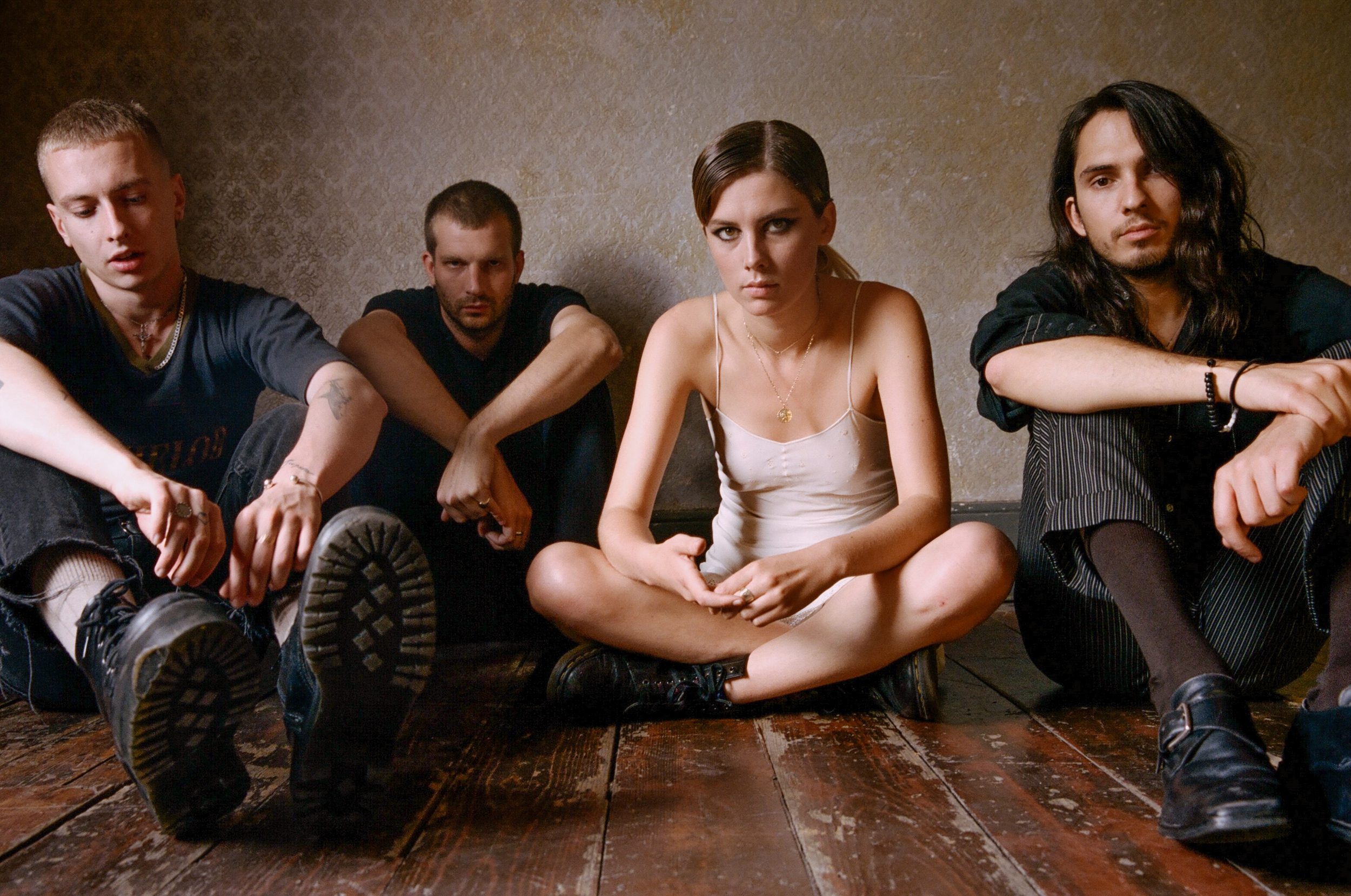 Wolf Alice, photo by Laura Allard Fleischl