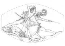 σφραγιδόλιθος ανακαλύφθηκε στην Πύλο