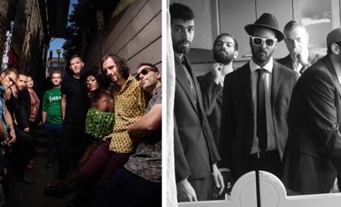 London Afrobeat Collective + Blend Mishkin w Roots Evolution