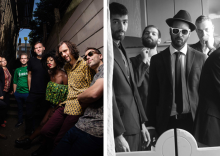 London Afrobeat Collective + Blend Mishkin w Roots Evolution