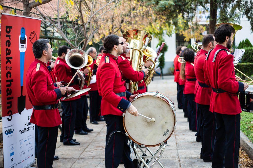 Συναυλία της Φιλαρμονικής Ορχήστρας δήμου Αθηναίων