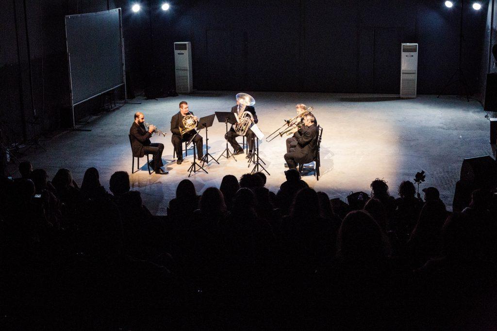 Συναυλία από το Κουιντέτο Χάλκινων Πνευστών «Metallon» της Κρατικής Ορχήστρας Αθηνών