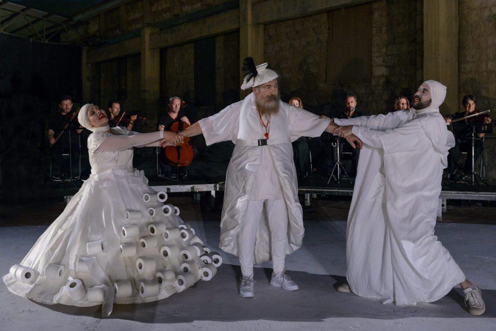 «Ειρήνη» σκηνοθεσία Κωνσταντίνου Αρβανιτάκη
