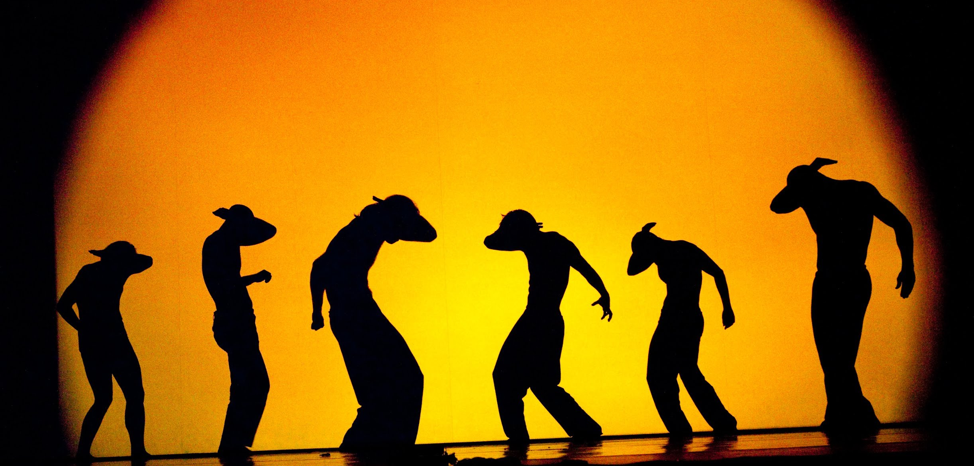 Pilobolus Dance Theatre - Shadowland