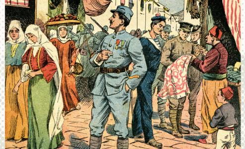 Στη δίνη του Μεγάλου Πολέμου: Η Θεσσαλονίκη της Στρατιάς της Ανατολής (1915-1918)