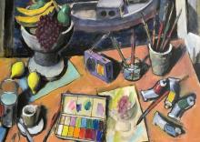Ζωγραφική: Η γενιά του 80