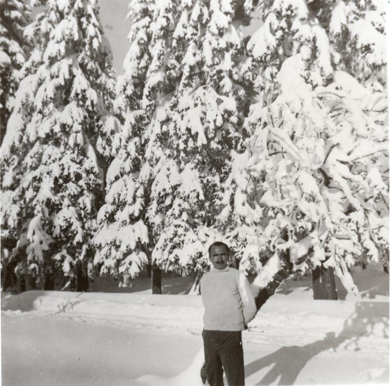 Ο Νίκος Καζαντζάκης στο Γκόττεσγκαμπ. 1929