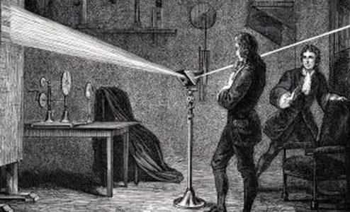 Ο Ισαάκ Νεύτων και η Μεταστοιχείωση της Αλχημείας