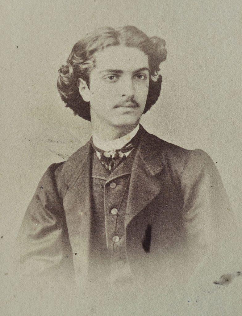 Κωνσταντίνος Βολανάκης (Αρχείο Νεοελληνικής Τέχνης)