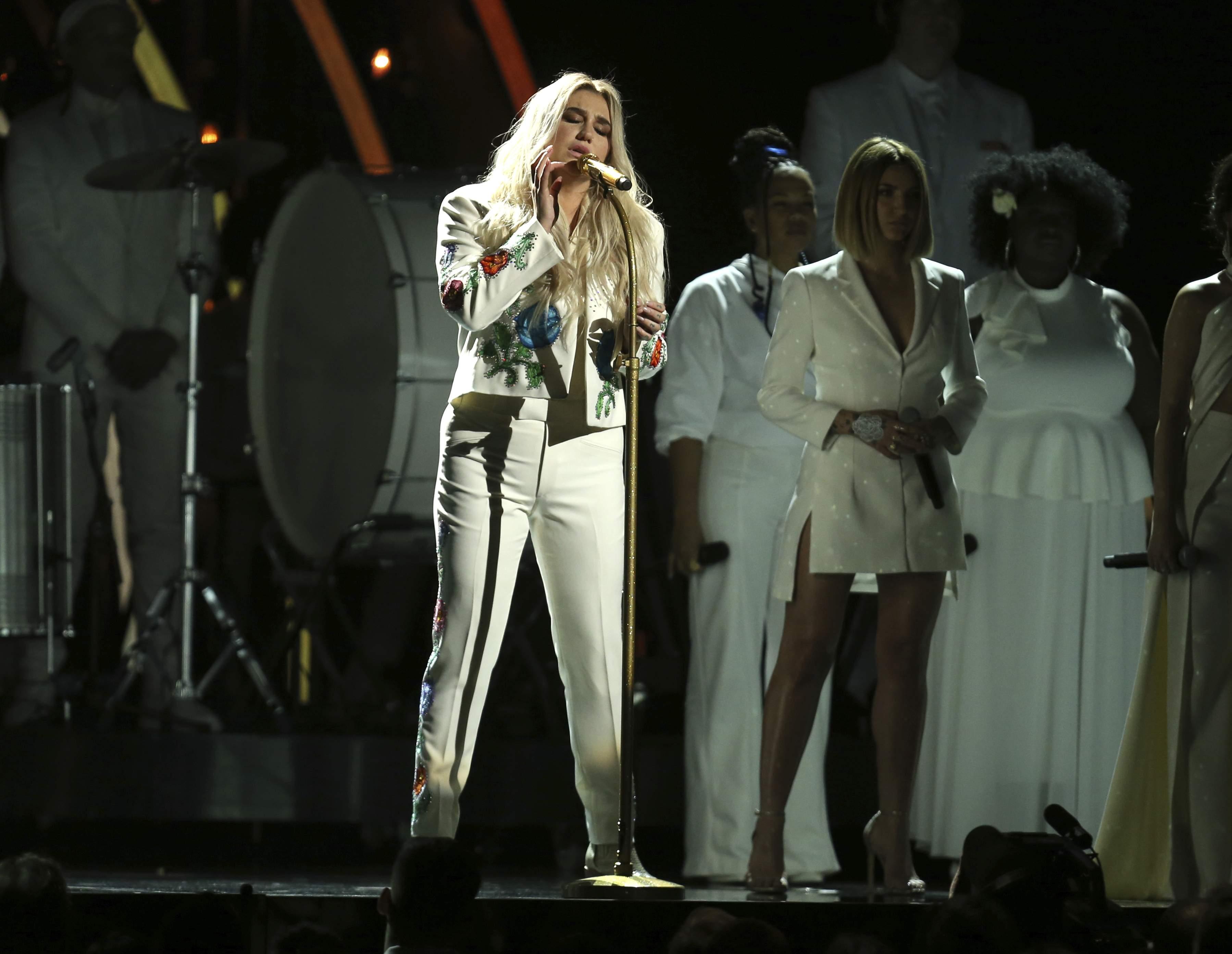 Kesha - © Matt Sayles/Invision/AP